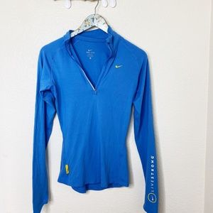 Nike DRI-FIT LiveStrong Runners Pullover Thermal